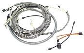 Wiring Harness Kitrestoration Quality. Ut2806 Wiring Harness. Wiring. Ih 284 Wiring Harnesses At Scoala.co